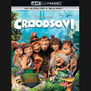 Croodsovi (The Croods) (4K Ultra HD) - UHD Blu-ray + Blu-ray