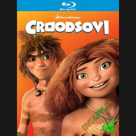 Croodsovi (The Croods)  Blu-ray