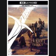 Hobit filmová trilogie: Prodloužená a kinová verze 6BD (Blu-ray UHD)  (The Hobbit: The Motion Picture Trilogy)
