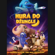 Hurá do džungle 2020 (Jungle Beat: The Movie) DVD