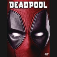 Deadpool 2016 DVD