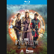 Princezna zakletá v čase 2020 (Princess Cursed in Time) Blu-ray