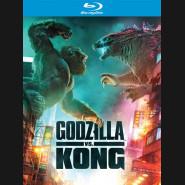 Godzilla vs. Kong 2021 Blu-ray