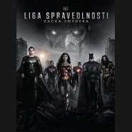 Liga spravedlnosti Zacka Snydera 2021 (Zack Snyder's Justice League) DVD