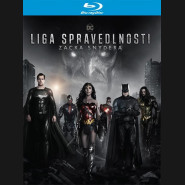 Liga spravedlnosti Zacka Snydera 2021 (Zack Snyder's Justice League) Blu-ray