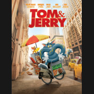 Tom a Jerry 2021 DVD