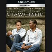 Vykoupení z věznice Shawshank (Shawshank Redemption) (4K Ultra HD) - UHD Blu-ray + Blu-ray