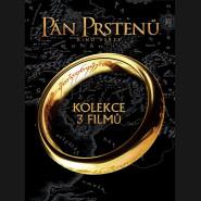 Pán prstenů - filmová trilogie Kolekce 3DVD