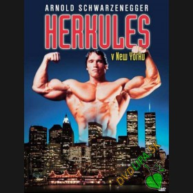 Herkules v New Yorku (Hercules in New York) DVD