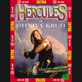 Herkules a ohnivý kruh (Hercules and the Circle of Fire) DVD