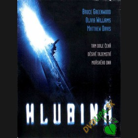 Hlubina (Below) DVD