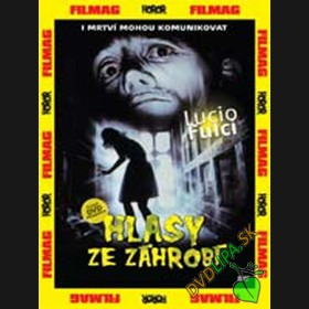 Hlasy ze záhrobí DVD (Voices from Beyond) DVD