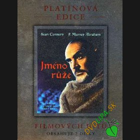 Meno Ruže (Name of the Rose) - 2 DVD platinova edice