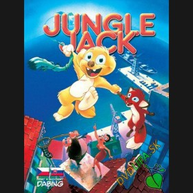 Jungle Jack (Milý Jack) DVD