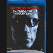 Terminátor 3: Vzpoura strojů Blu-Ray(Terminator 3: Rise of the Machines)