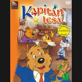 Kapitán Lesa (Capitain) DVD