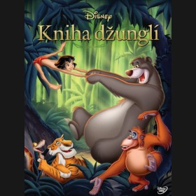 Kniha džunglí (The Jungle Book) Diamantová edice DVD