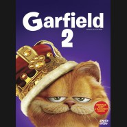 Garfield 2 (Garfield: A Tail of Two Kitties) Big Face DVD