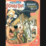 Scooby Doo - Mummy Scares Best !