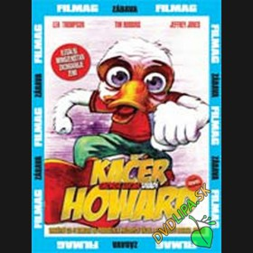 Kačer Howard DVD  (Howard the Duck)