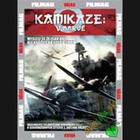 Kamikaze: V barvě DVD  (Kamikaze in Color)