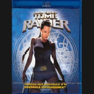 Lara Croft Tomb Raider Blu-ray(Lara Croft: Tomb Raider)