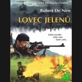 Lovec Jeleňov (The Deer Hunter) DVD