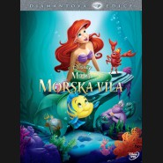 Malá Morská Víla (The Little Mermaid) DVD