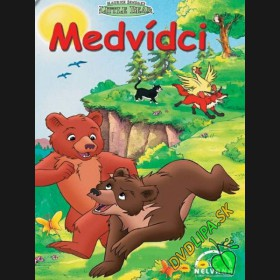 MEDVÍDCI (The Little Bear Movie) DVD