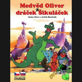MEDVĚD OLIVER A DRÁČEK ŠIKULÁČEK (Dexter the Dragon & Bumble the Bear) DVD