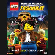 LEGO: Clutch Powers zasahuje(LEGO Adventures of Clutch Powers )