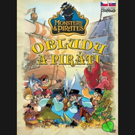 Obludy a piráti (Monsters & Pirates) DVD