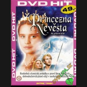 Princezná Nevesta (The Princess Bride) DVD