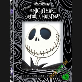 Predvianočná nočná mora (Nightmare Before Christmas, The) DVD