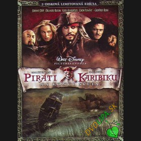 Piráti Karibiku: Na konci sveta (Pirates of the Caribbean: At World's End)