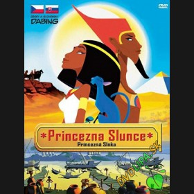 Princezna slunce (Princess of the Sun) DVD