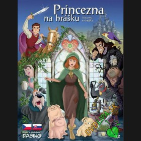 Princezna na hrášku (Princess and the Pea) DVD