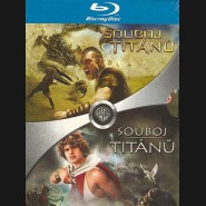 Souboj titánů kolekce (2Blu-ray)  (Clash Of The Titans 1981 + Clash Of The Titans 2010)