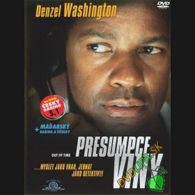 Presumpce Viny (Out of Time) DVD