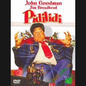 Pidilidi (Borrowers, The) DVD