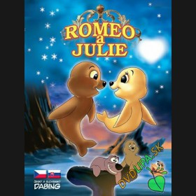 ROMEO A JULIE (Romeo & Juliet: Sealed with a Kiss) DVD