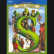 Shrek kolekce (4Blu-ray)  (Shrek collection 1-4)