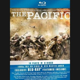 The Pacific- 6Blu-ray (The Pacific (6 Blu-ray))