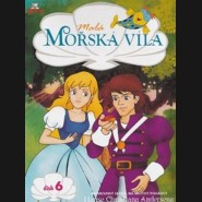 Malá mořská víla - disk 6 (The Little Mermaid)
