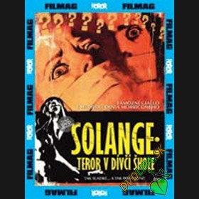 Solange: Teror v dívčí škole DVD (What Have They Done to Solange?)