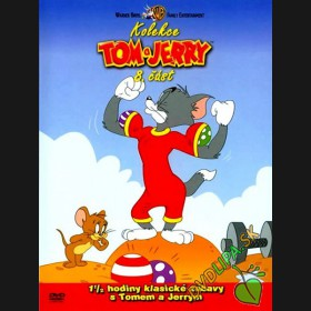 Tom a Jerry kolekce 8.část DVD (Tom & Jerry's Classic Collection 8)