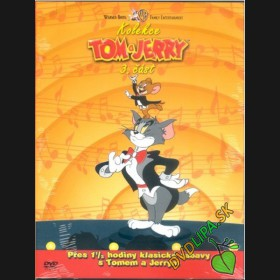 Tom a Jerry kolekce 3.část DVD (Tom & Jerry's Classic Collection 3)