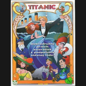 Titanic (Titanic: The Animated Movie) DVD