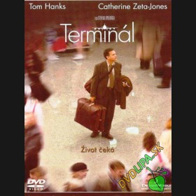 Terminál (The Terminal) DVD