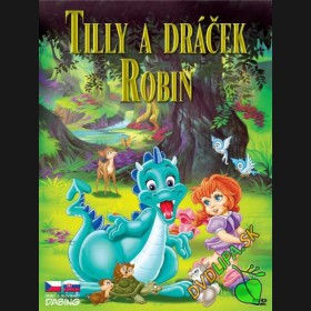 Tilly a dráček Robin (Tales of Tillie's Dragon, The) DVD